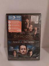 Angels & Demons And The Da Vinci Code Dvd (2016) - Tom Hanks - New, Sealed