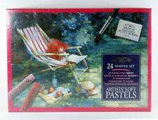 Winsor & Newton Artists' Soft Pastels 24 Starter Set - Brand New - Free Shipping