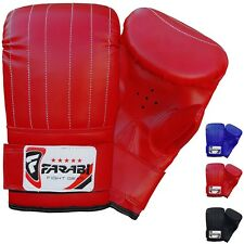 Farabi punch bag mitts  punching boxing gloves