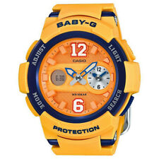 Casio Yellow Ladies  Casual Baby-G BGA-210-4B
