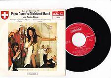 "7"" - Papa Oscar´s Dixieland Band - Das git Stimmig VI ---"