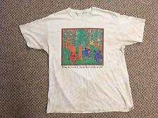 vintage grateful dead t shirt xl Tie Dye Bears In The Woods Play Dead