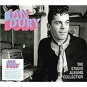 Ian Dury - Complete Studio Albums Collection (2014) 9 CD Set New & Sealed