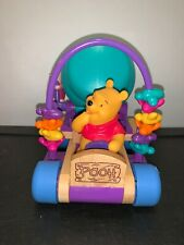 Rare Vintage Winnie the Pooh Wooden Honey Pot Toy for counting Educational FS