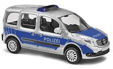 BUSCH 50658 Mercedes Citan Kombi Polizei H0 #NEU OVP#