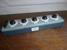 Resistance Box Cambridge Instruments L-396722  0.01 To 1K