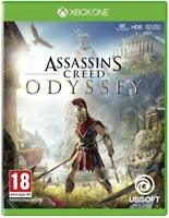 Assassins Creed Odyssey For Xbox One (New & Sealed)