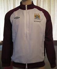 Manchester City track top jacket size L Umbro
