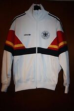 Jacket Felpa Sweater Jacke Adidas Vintage 80s West Germany Deutschland Football