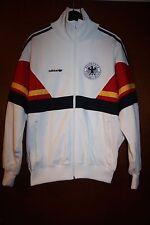 Jacket Felpa Sweater Jacke Adidas Vintage 80s West Germany Deutschland Football