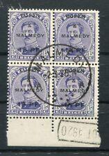 Eupen & Malmedy 3 Belle unità con TIMBRO DI REGISTRAZIONE timbrato (Z9363