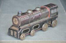 Vintage Wind Up C.K Trademark Litho Train C 560 Tin Toy , Japan