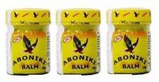3pcs Original Aboniki Balm 25g for Arthritis,Asthma,Bronchitis,Rheumatism,Cold.