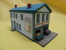 Vintage HO 1995 Steam Era Structures #9105 Village Grocery Laser Kit