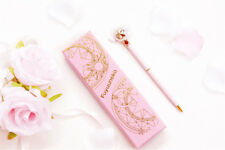 Anime Card Captor Sakura Pink Ballpoint Pen Japanese Limit Gift New in Box