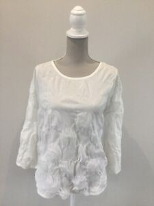 Bitte Kai Rand White Cotton Size XL Worn Once Excellent Condition