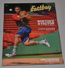 MINT! Eastbay Catalog XANDER BOGAERTS Cover BOSTON REDSOX January 2015
