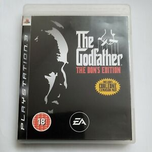 The Godfather: The Don's Edition - Sony PlayStation 3 - PS3