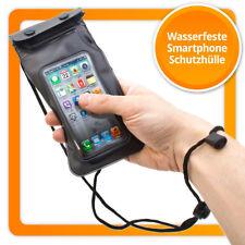 Wasserdichte Schutzhülle Universal Handy Smartphone Tasche Hülle wasserfest Case