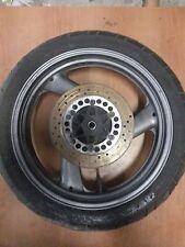 roue, jante arrière avec disque yamaha 600 XJN / Diversion