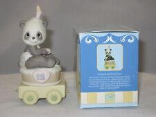 Precious Moments * Birthday Train Age 12 (Porcelain) 142032  NIB