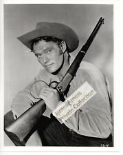 James Arness Gunsmoke Marshal Dillon  Chuck Connors The RIfleman Photo #4