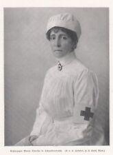 1915 Bildnis Erzherzogin Maria Theresia in Schwesterntracht WWI