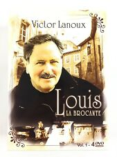 Louis la Brocante Vol 1 Coffret 4 DVD / 4 Episodes