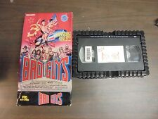 "USED  VHS Movie  ""Bad Guys USA""   ""G"""