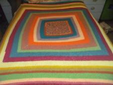 Patchwork Handmade Afghans & Throws
