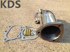 "3"" Turbo Elbow Outlet Turbo Dump Pipe For Nissan Silvia S13 S14 S15 SR20DET"