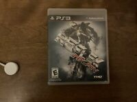 Sony PlayStation 3 PS3 CIB Complete Tested MX vs. ATV Reflex Ships Fast