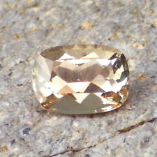 PINK-GOLD-GREENISH DICHROIC OREGON SUNSTONE 1.83Ct FLAWLESS-PRECISELY FACETED!