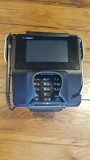 Verifone M13240901R Mx 915 credit card Terminal with counter stand