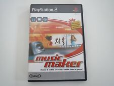 Magix Music Maker PS2 Playstation 2