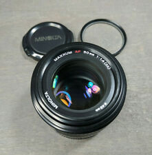 Minolta AF 50mm f1.4 Lens 50/1.4 Sony