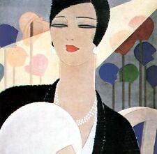 VOGUE Mode Art Deco Benito Brissaud Lepape Marty Mourgue Dryden Luza Poiret[Erté