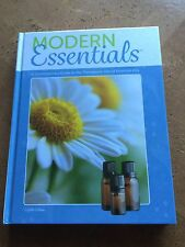 Modern Essentials New 8th Edition Book - Essential oil bible for doTERRA &others