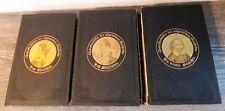 3 Bände aus 1871-73: Charakterbilder der allgemeinen Geschichte