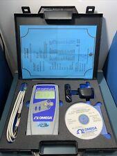Omega /Fourtec OM-DaqPro-5300 8 Channel Portable Data Logger ->>Calibrated<<-