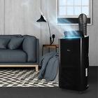 DELLA 14000 BTU Portable A/C Air Conditioner + 1050W Heater + Dehumidifier + Fan photo