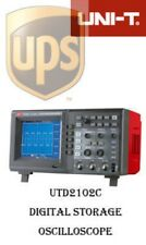 UNI-T UTD2102CEL  Digital Storage Oscilloscope 100Mhz