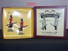 Britains 8838 45th Rattrays Sikhs Troopers Indian Army Toy Soldier Set 1994