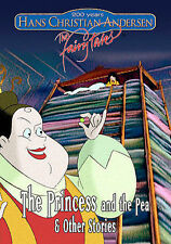 The Princess and the Pea & Other Stories 2006 by Starlight Video Ex-Library
