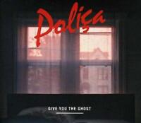 Polica - Give You A Ghost (NEW CD)