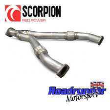 350z Y-pipe Scorpion Stainless Replacement Y-Piece replaces OE y section SNSP 015