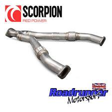 350Z Y-pipe SCORPION INOX DI RICAMBIO Y-Pezzo sostituisce OE Y sezione SNSP 015