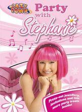 Party with Stephanie (LazyTown)