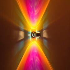 Design Flur Lampe Wandleuchte Küchen Strahler Linse Wohn Zimmer Leuchten magenta