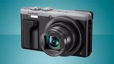 Panasonic Lumix DMC-TZ80 digital camera with 4K,  Wifi